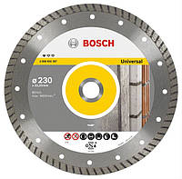 Круг алмазный 125х2*10*22,23 (Bosch) Universal Turbo, Standart