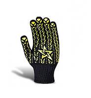 Перчатки Doloni (звезда, чёрные)
