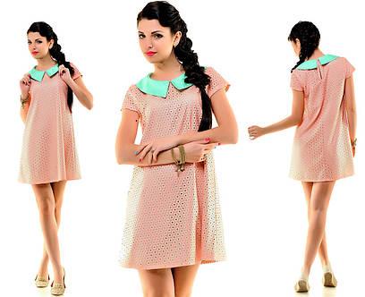 Женское летнее платье №58-5157