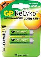 Акумулятор GP AA ReCyko+ 2100mAH