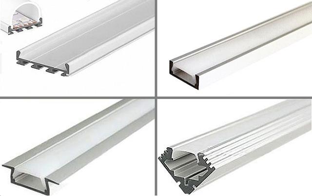 LED профиль Стандарт