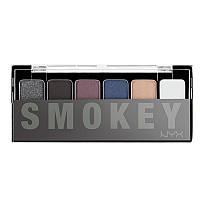 Nyx The Smokey Палитра теней
