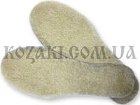 Cтельки в обувь (овчина набивная,кожкартон)