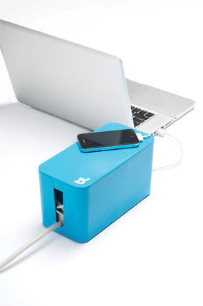 Органайзер для проводов Bluelounge Cablebox Mini, фото 2