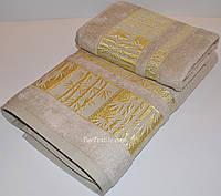 Набор бамбуковых полотенец
