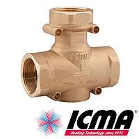 """Icma 133 Клапан антиконденсационный 1-1/4"""" 60°С"""