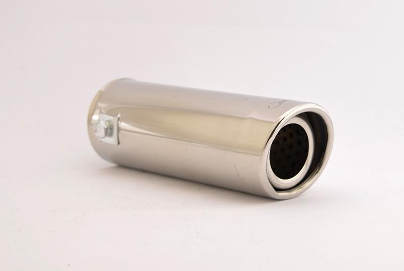 Насадка на глушитель автомобиля  50-27 мм