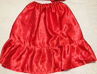 Нарядная летняя юбка для девочки. Оригинальный подарок
