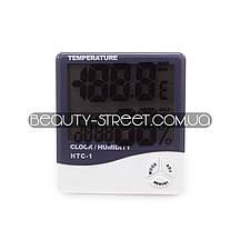 РАСПРОДАЖА!!! Термометр, градусник, Влагомер, Термогигрометр HTC-1 (цифровой)