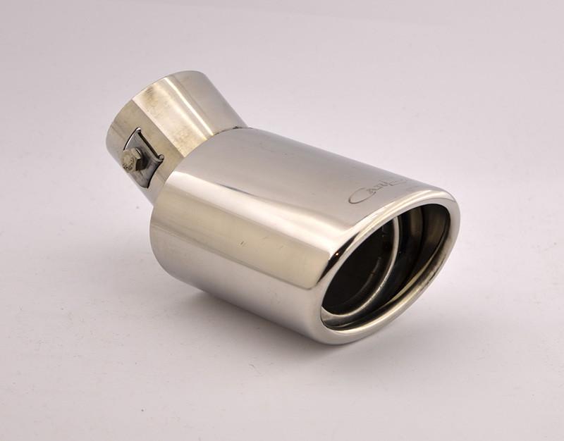 Насадка на глушитель автомобиля  50-31 мм