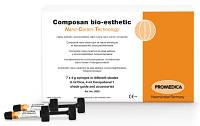 COMPOSAN BIO-ESTHETIC,(Компосан био - эстетик) композит  шприц 4 г