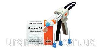 SUCCESS CD, композит для изгот. врем. констр., разн. оттенки (А1,А2,А3), картр 50 мл (76 г), 10 нас.