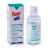 FLUOR-AID 0.05% ежедневный ополаскиватель с ксилитолом, 500 мл.Срок до 03.17г