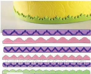 Вырубка для мастики, марципана №2