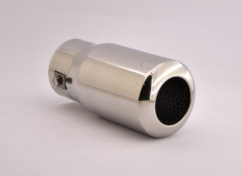 Насадка на глушитель автомобиля  62-39 мм