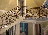 Кованые перила в Одессе