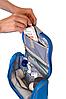 Дорожный органайзер для косметики Premium (голубой), фото 4
