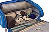 Дорожный органайзер для косметики Premium (голубой), фото 6