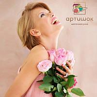 Доставка цветов Одесса и Украина