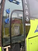 Установка стеклопакетов для автобусов