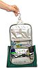 Дорожный органайзер для косметики Premium (зеленый), фото 3