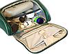 Дорожный органайзер для косметики Premium (зеленый), фото 5
