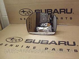 Subaru Outback 2015-16 зеркало левое стекляшка вкладыш левого зеркала новый оригинал