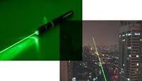 Лазерная указка - видимый луч 5mW ЗЕЛЕНЫЙ, фото 1