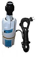 """Вибрационный насос """"Цунами-1"""" (Поршневой) с муфтой под трубу Ø 25 мм с верхним забором воды"""