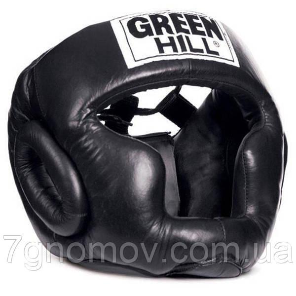 Шлем боксерский тренировочный Green Hill SUPER HGS-4019 Размер XL
