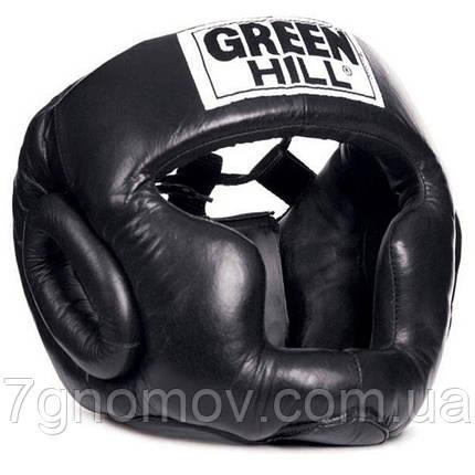 Шлем боксерский тренировочный Green Hill SUPER HGS-4019 Размер XL, фото 2