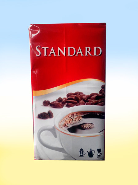 Молотый кофе STANDARD 500 гр