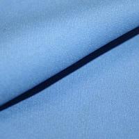 Тканина Габардин стрейч арт 26707  рис 13 сиренево- голуб.