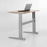 Conset m17 Эргономичный стол регулируемый по высоте для работы стоя и сидя c электроприводом