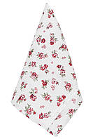 Полотенце вафельное Red Rose
