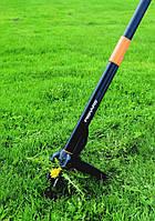 Телескопический удалитель сорняков Fiskars SmartFit™1020125 (139960)