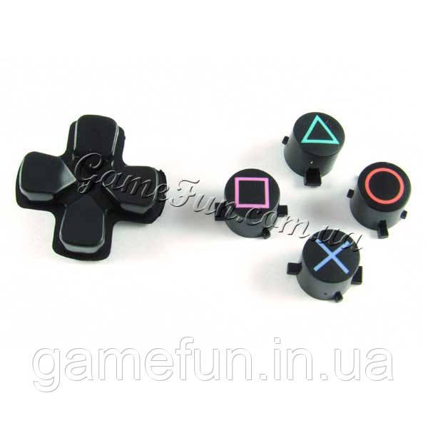 Набор кнопок для джойстика PS4 (Dualshock 4 wireless Controller)