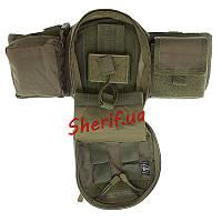 Поясная сумка  для оружия Fanny Pack MIL-TEC Olive
