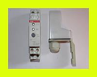 Реле освещения ABB TW1 с датчиком 1 диапазон регулирования 16 А