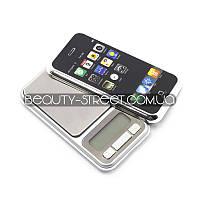 Электронные весы цифровые 500 г х 0,1 г в виде iPhone