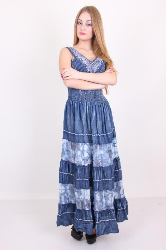 9f65190e7ea Модный джинсовый сарафан. - купить по лучшей цене в Хмельницком от ...