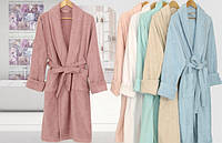 Шикарные новые модели махровых халатов Irya