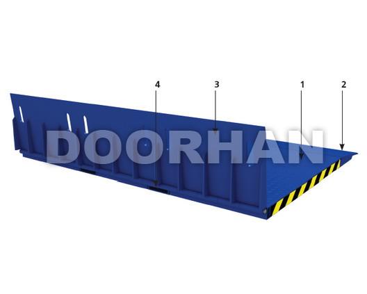 Переносные подъемные мосты Doorhan