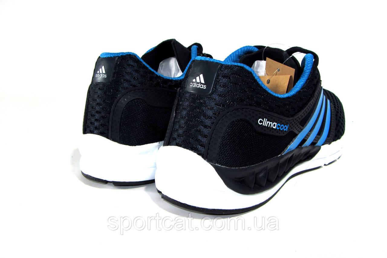 a7aa41ef ... Мужские кроссовки Adidas Сlimacool REVOLUTION, сетка, синие Р. 42, ...
