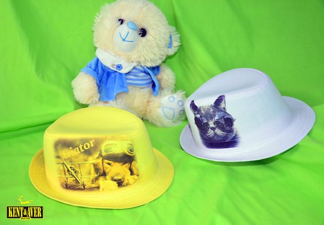 Формованные шляпы