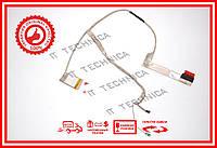 Шлейф матрицы LENOVO IdeaPad B580, B590, V580, LED, разъем под камеру (50.4TE09.001, 50.4TE09.011, 5