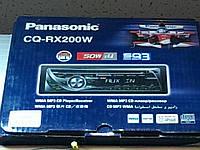 Магнитофон Panasonic CQ-RX200W