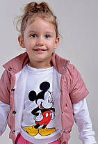 Е68 Детская жилетка  в расцветках, фото 3