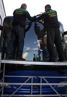 Ремонт автобусных стеклопакетов  в Запорожье