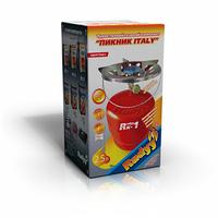 """Газовый комплект """"Пикник-Italy"""" """"RUDYY Rk-1"""" 2.5 литра"""